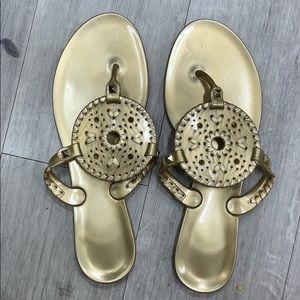 Jack Rogers Georgica jelly sandals